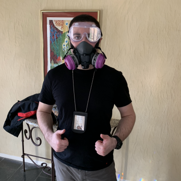 Apartment Cleaning Guy
