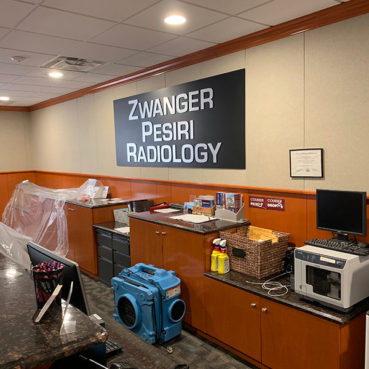 Mold Services at Zwanger Pesiri Radiology
